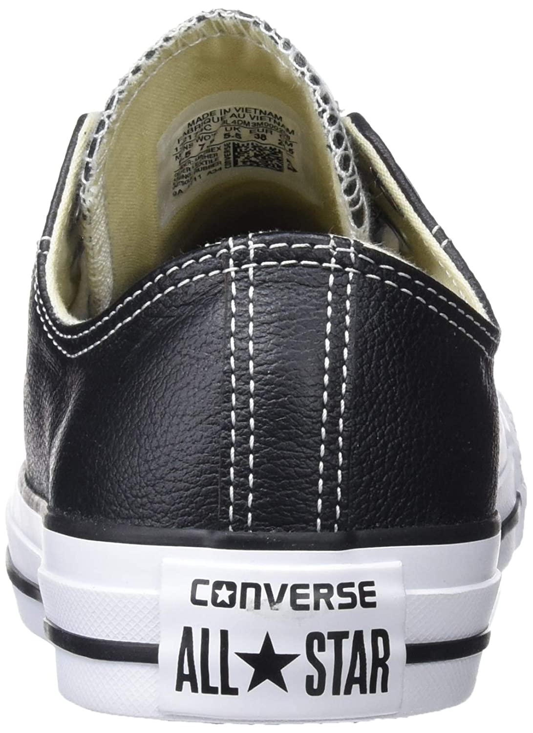 2d6fe186fae Converse Unisex-Adult Chuck Taylor All Star Core Ox Trainers  Amazon.co.uk   Shoes   Bags