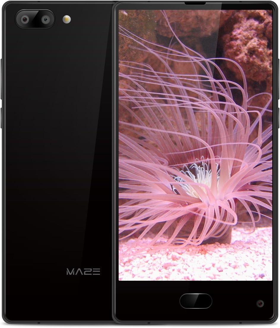 MAZE Alpha Smartphone - Android 7.0 4000mAh Batería 2.5GHz Helio ...