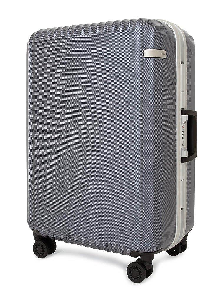 [エース] スーツケース パリセイドZ 61L 60cm 4.5kg 05572 B07RLJ75SJ 【03】ネイビーカーボン