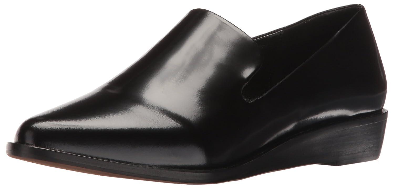 Kelsi Dagger Brooklyn Women's Abbi Pointed Toe Flat B01K3M6YA4 6.5 B(M) US|Black