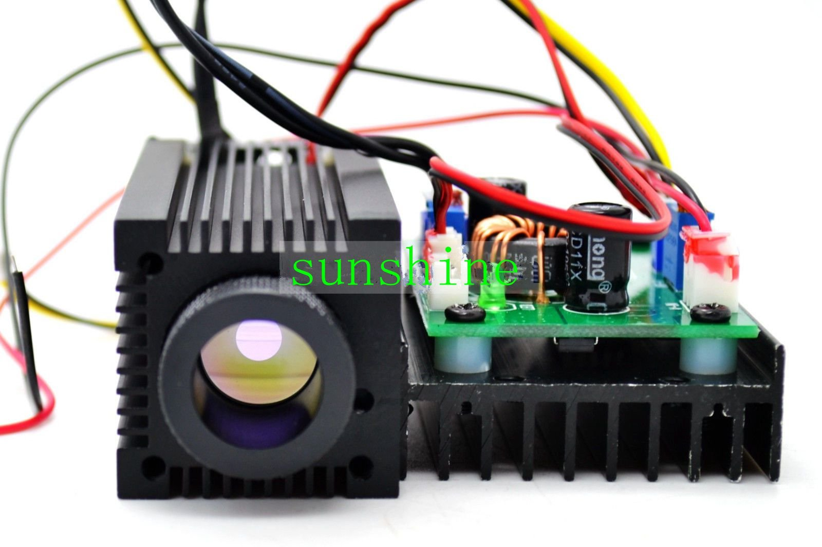 Focusable 808nm 810nm 1.6w 1600mw Adjusted Infrared IR Laser Dot Module 12V & FAC