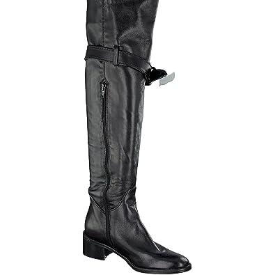 Damen Overknee Stiefel Gr. 36
