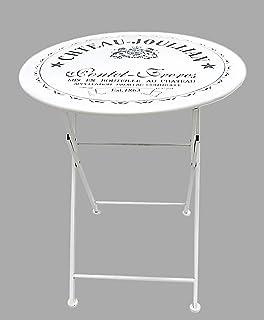 Vintage Tisch Romantika Beistelltisch Balkontisch Gartentisch