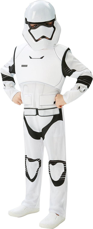 Star Wars - Disfraz de Villain Trooper Deluxe para niños, talla TW ...