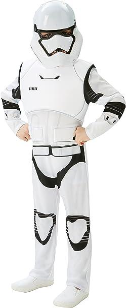 Oferta amazon: Star Wars - Disfraz de Villain Trooper Deluxe para niños, talla TW infantil 11-12 años (Rubie's 620269-TW)
