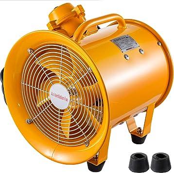 Mophorn Ventilador Industrial Extractorde Grado ATEX Ventilador a ...