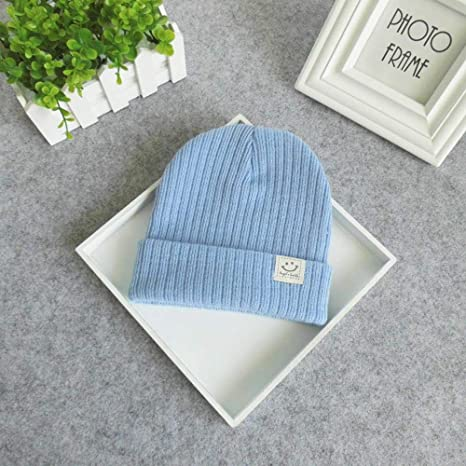 5c33926f Image Unavailable. Image not available for. Color: Myzixuan New Children's  Hats Autumn/Winter Warm Baby hat Newborn Sweater ...