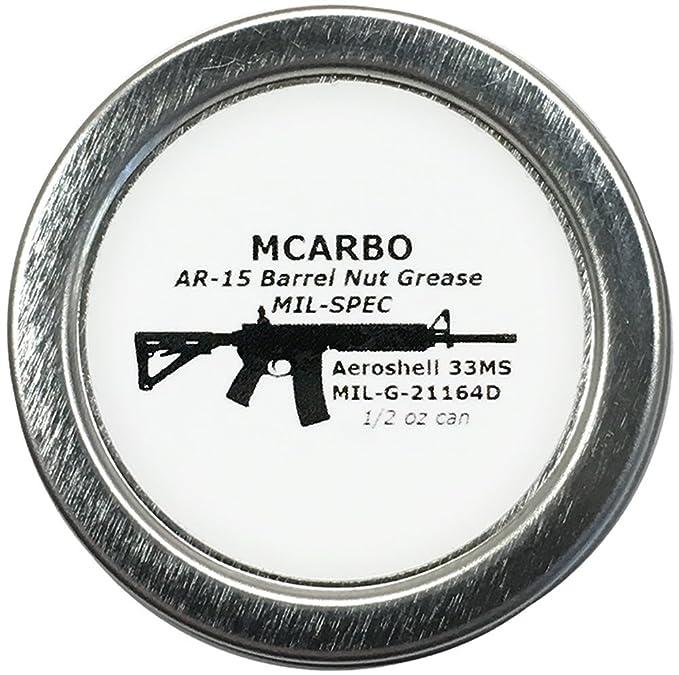 Amazon.com: Grasa para tuerca de seguridad Aeroshell 33 ...