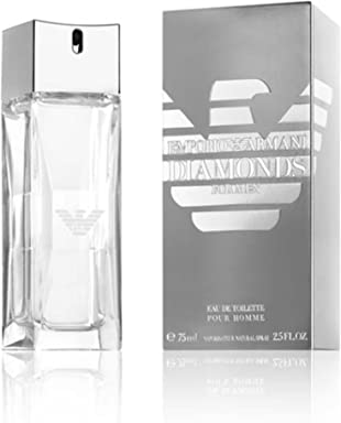 Emporiŏ Armȃni Diamŏnds Cologne for Men 2.5 fl oz Eau De Toilette Spray
