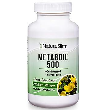 Amazon.com: Relaxslim - Complemento de metaboil con aceite ...