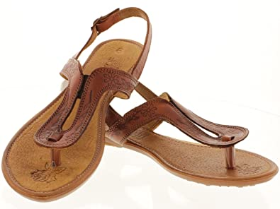 54e8cab47cd8 Women s 549 Brown Real Leather Handmade Mexican Huaraches 5