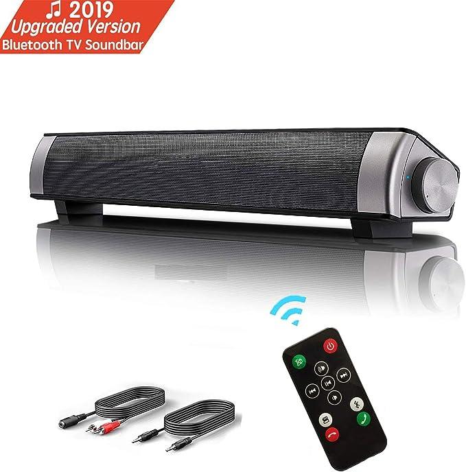 Barra de Sonido, Altavoz PC de Sonido USB, Barra de Sonido de TV ...