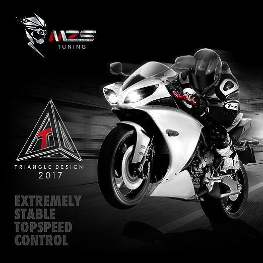 MZS Short Levers Adjustment Brake Clutch CNC compatible Kawasaki NINJA 650R ER-6F ER-6N 2009-2016/ VERSYS 650 KLE650 2009-2014 Red