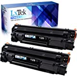 LxTek Canon 128 (2 Black) Compatible Toner Cartridge Replacement For Canon CRG128 3500B001AA CE278A For Canon ImageCLASS D530