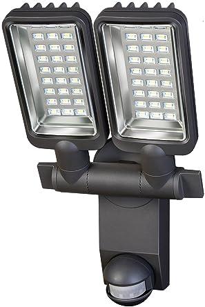 Turbo Brennenstuhl LED-Strahler Duo Premium City / LED-Leuchte für außen YC11