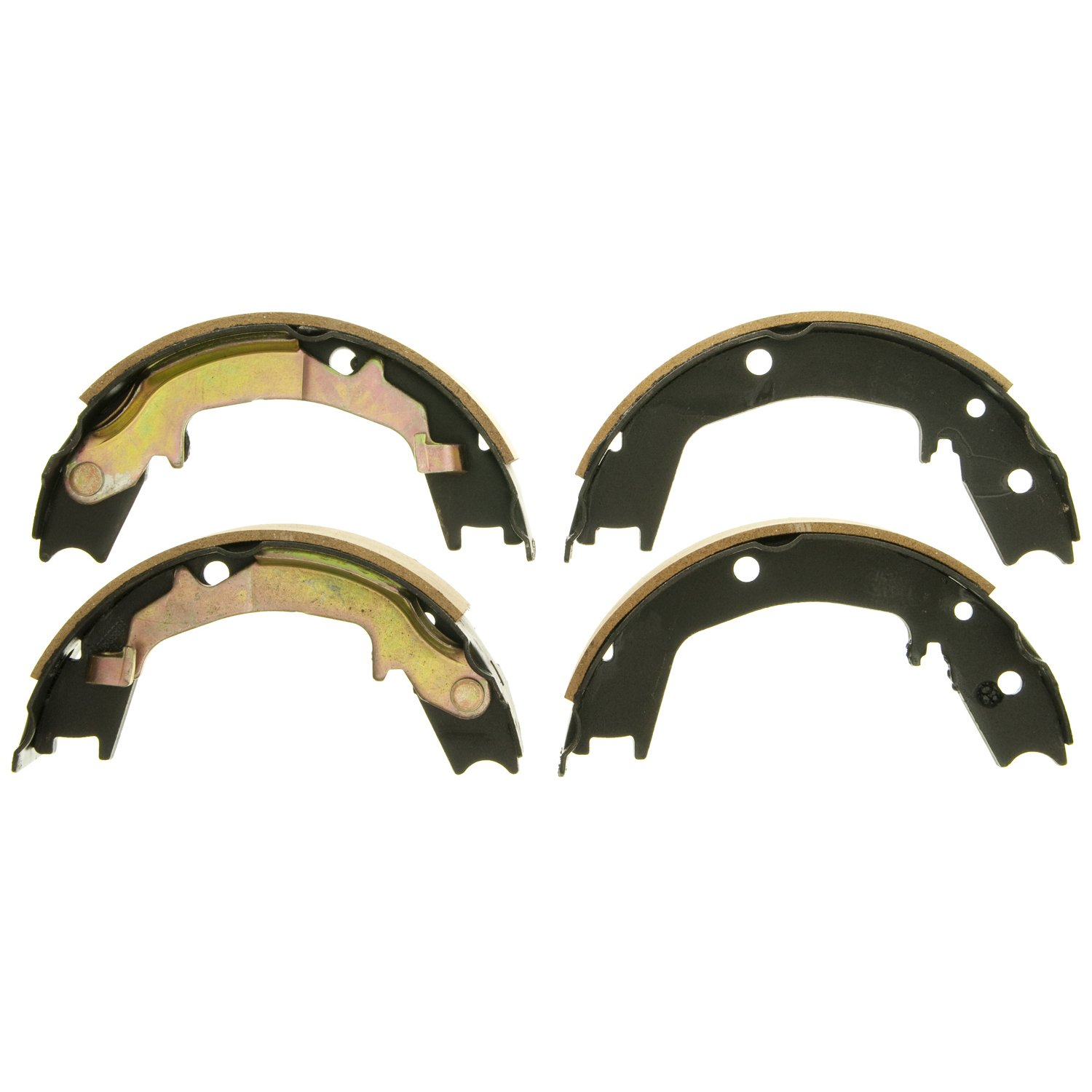 Wagner QuickStop Z773 Parking Brake Shoe Set, Rear