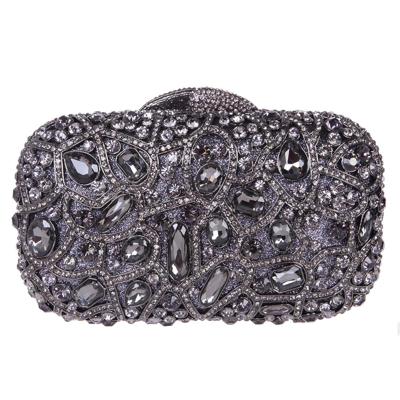 Fawziya Bling Luxury Clutch Purse Handbags Womens Evening Bags