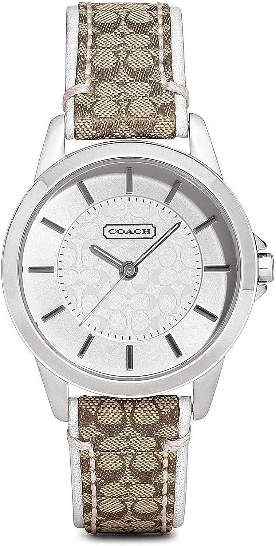 [コーチ] COACH 腕時計 New Classic Signature ニュー クラシック シグネチャー 14501526 レディース [並行輸入品]
