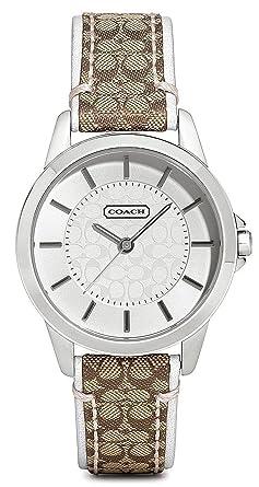 d51159c41de8 [コーチ] COACH 腕時計 New Classic Signature ニュー クラシック シグネチャー 14501526 レディース [並行輸入