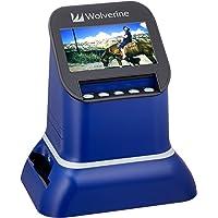 Wolverine F2D Saturn Digital Film & Slide Scanner - Converts 120 Medium Format, 127 Film, Microfiche, 35mm Negatives…