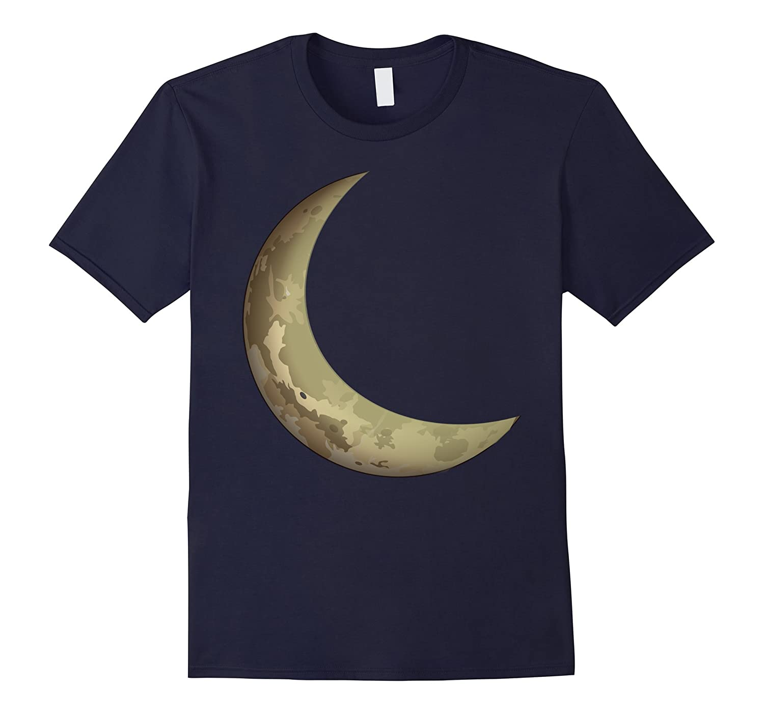 Awesome Luna Half Moon- T-Shirt - Limited Edition.-T-Shirt