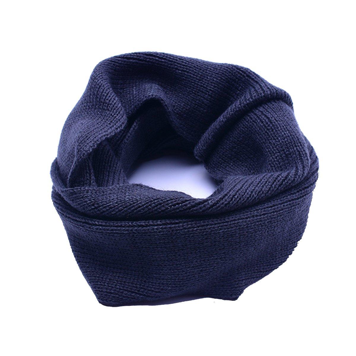 Butterme Inverno Snood Sciarpa tubo della sciarpa a maglia sciarpa Loop bambini ragazzi e ragazze morbido bambini sciarpa calda sciarpa Loopschal ZUMUii ZUMU00006142