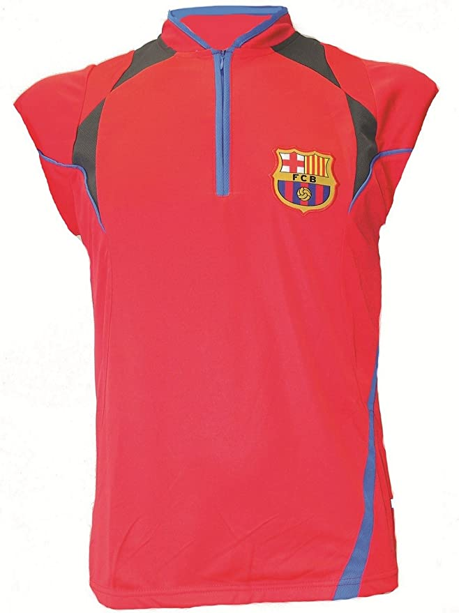 FCB Spinning - Maillot Unisex, Color Rojo, Talla S: Amazon.es ...