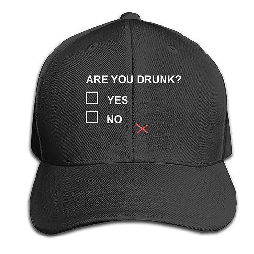 254c2e770 are You Drunk Men Baseball Hat Trucker Hat Dad Cap Plain Cap Black ...