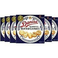 danisa皇冠丹麦皇冠曲奇72g*6(印度尼西亚进口)