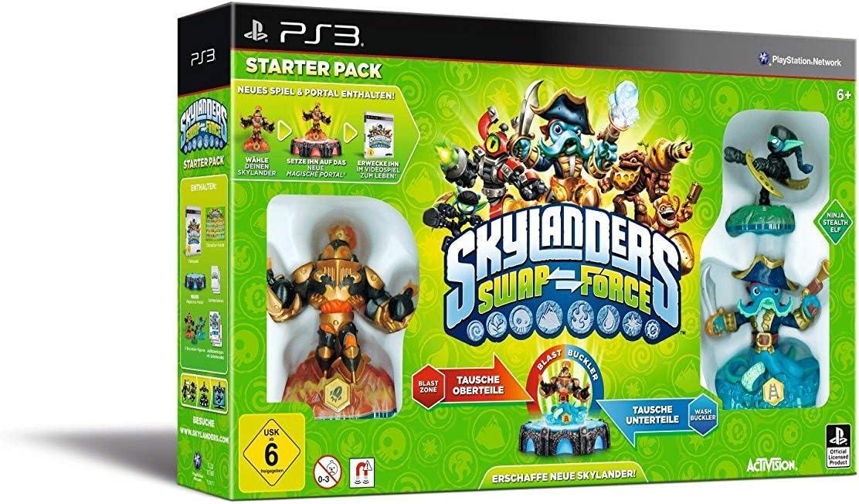 Skylanders : SWAP Force - PS3 : Pack de démarrage    Vicarious Visions. Programmeur