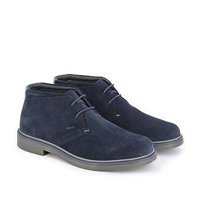 b31499ad2ec2 Geox U Silmor A Bottes Chukka Homme  Amazon.fr  Chaussures et Sacs