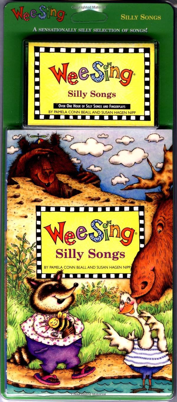 Download Wee Sing Silly Songs book and cassette (reissue) pdf