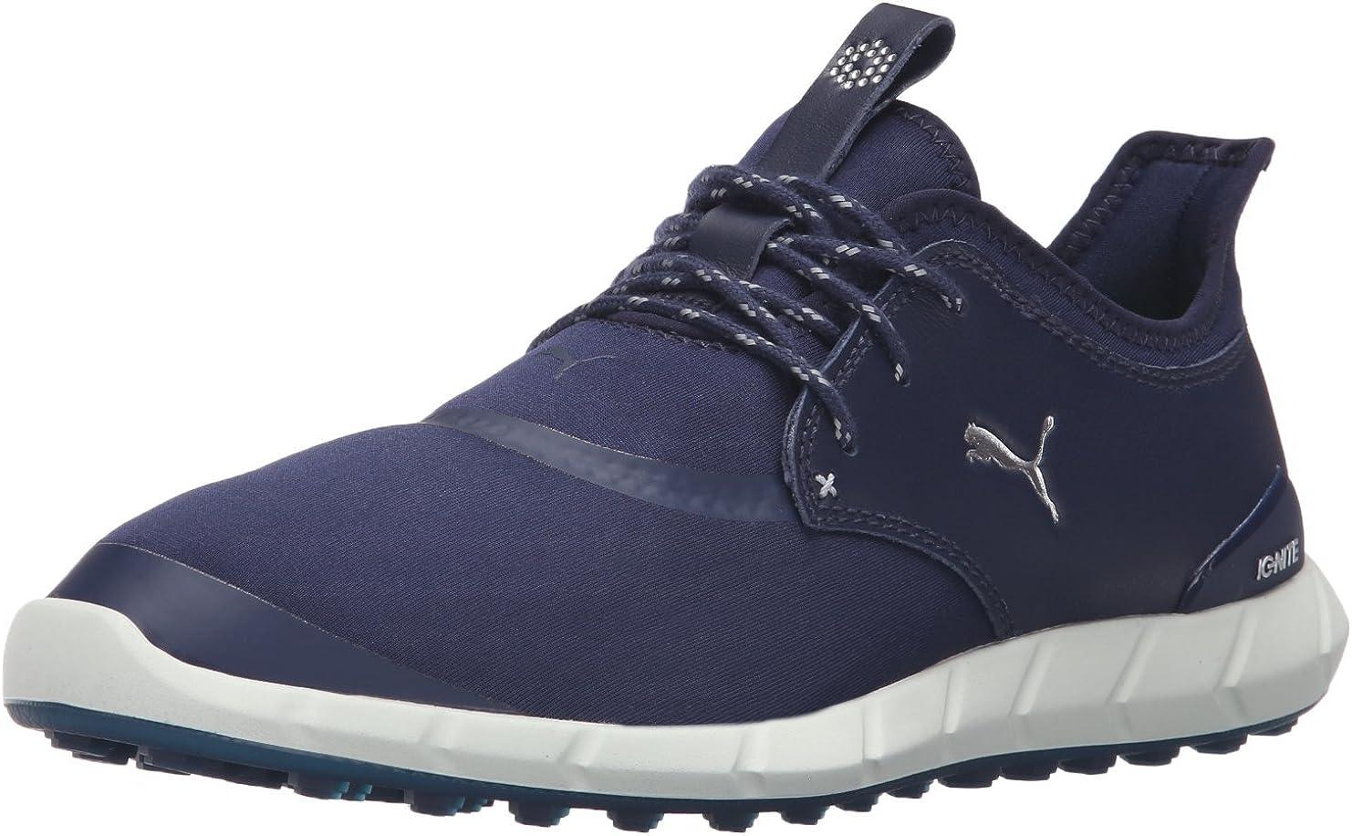 Amazon Com Puma Men S Ignite Spikeless Sport Golf Shoe Golf