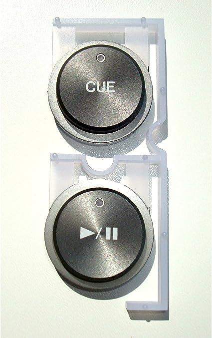 DAC2418 - Bot?n de cue y play para mesa de mezclas Pioneer CDJ200 ...