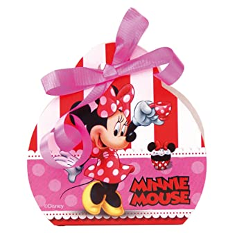 Mini Cajita Minnie Mouse 9x9cm 12 UDS: Amazon.es: Juguetes y ...