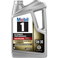 Mobil 1 - 123843 Extended Performance High Mileage 5W-30; 5QT