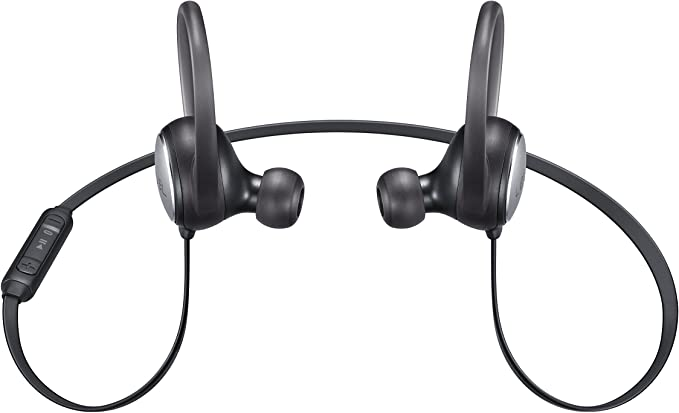 Amazon Com Samsung Level Active Wireless Bluetooth Fitness Earbuds Black Us Version With Warranty
