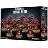1 X Warhammer 40K Blood Angels Tactical Squad (2014)