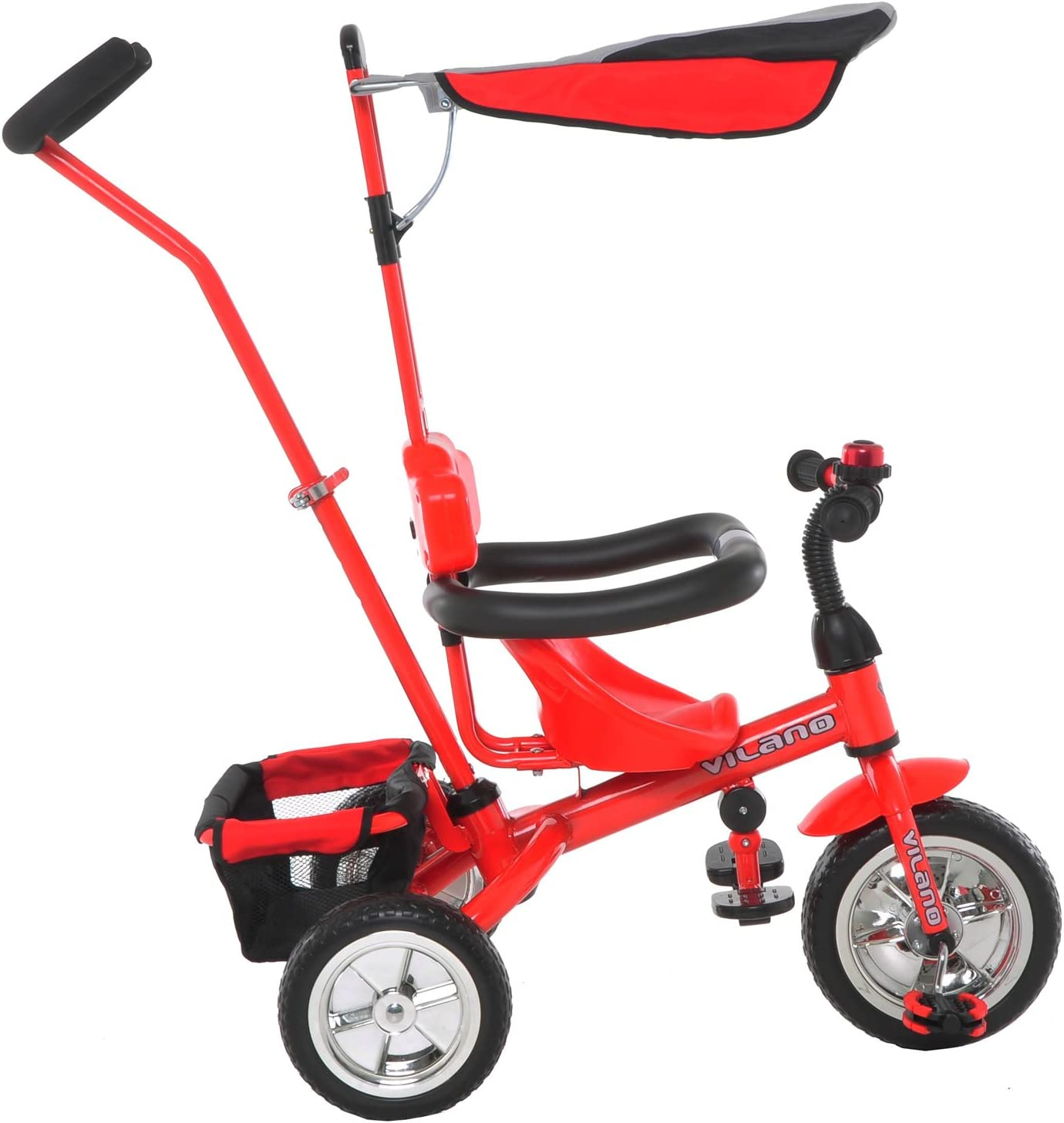 Vilano 3 in 1 Tricycle /& Learn to Ride Trike