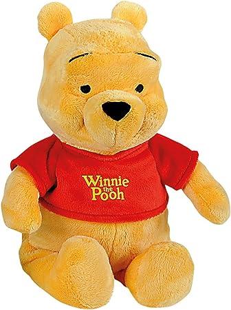 A winnie the pooh, el adorable osito, le encantan la miel y los mimos,Este tierno peluche blandito m