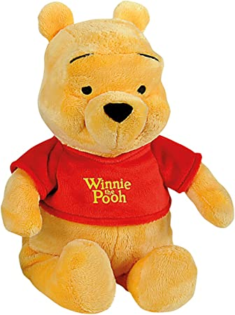 Smoby 6315872673 Winnie the Pooh, Nicotoy Peluche Disney, 35 cm