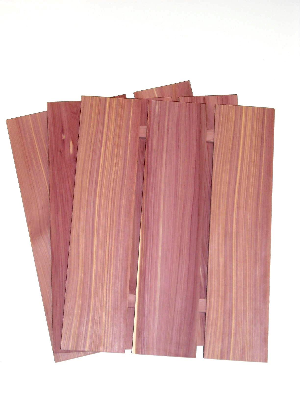 Cedar America Shelves, Set of 6