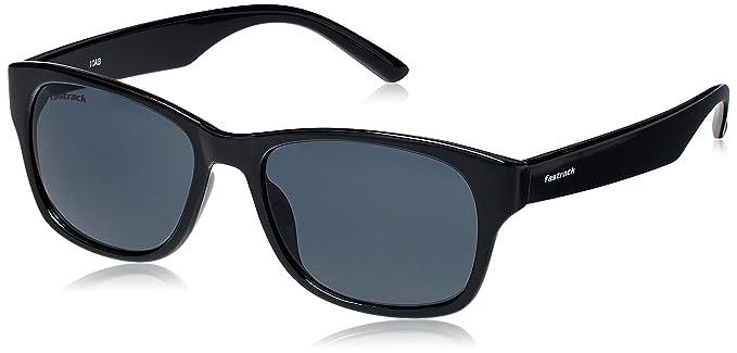 0552342b3c Image Unavailable. Image not available for. Colour  Fastrack Gradient  Wayfarer Unisex Sunglasses ...