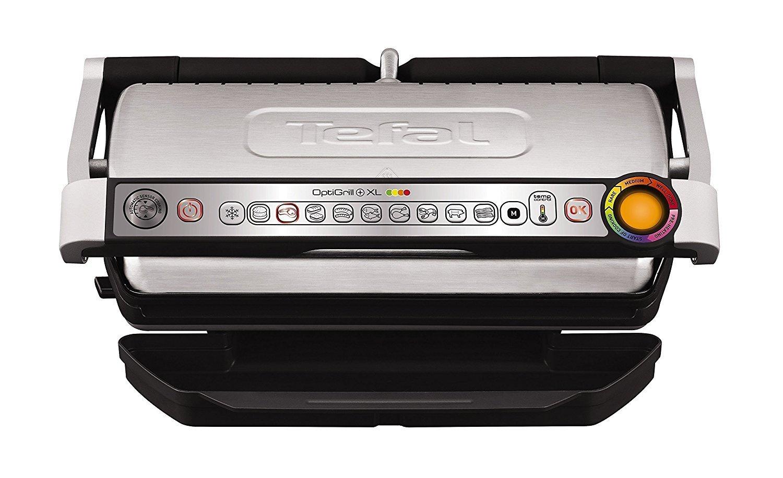 new tefal gc722d optigrill xl health grill 9 automatic programme 4 temperature ebay. Black Bedroom Furniture Sets. Home Design Ideas