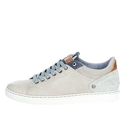 Wrangler WM181060 Sneakers Bassa Uomo Grigio 40