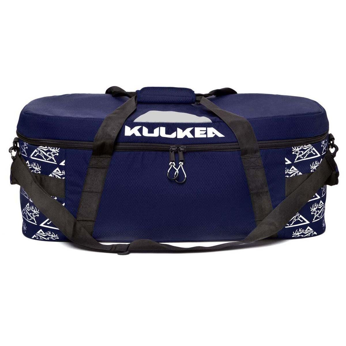 KULKEA Tandem Ski Boot Bag - Smoke Blue/White/Black by