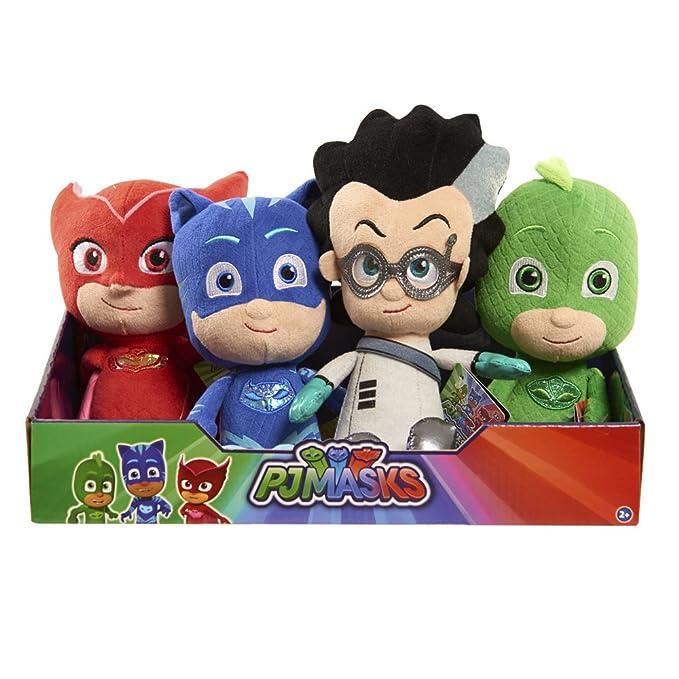 PJ Masks Peluches (Bandai 24524)