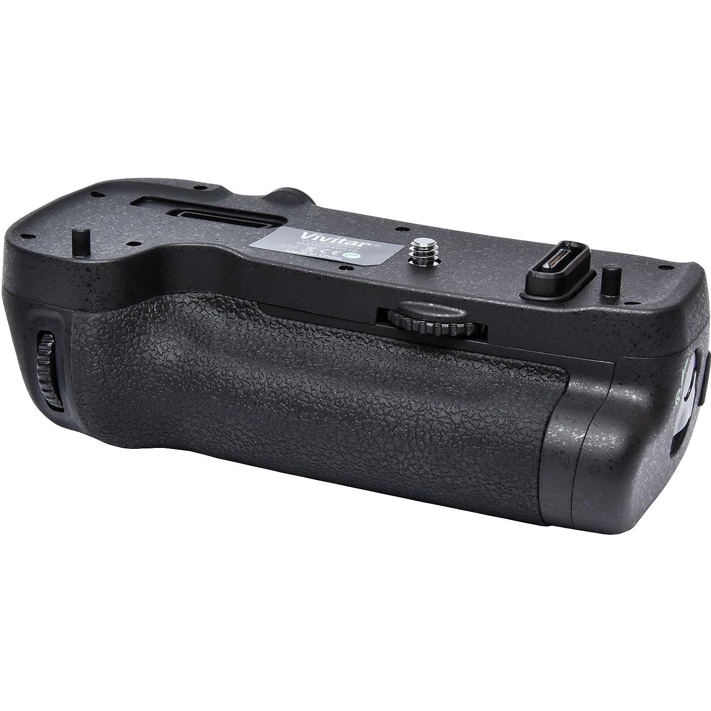 Grip Kit Battery//Charger 64GB XQD Card Flash Nikon D500 Wi-Fi 4K Digital SLR Camera Body with 200-500mm f//5.6E VR Lens Case