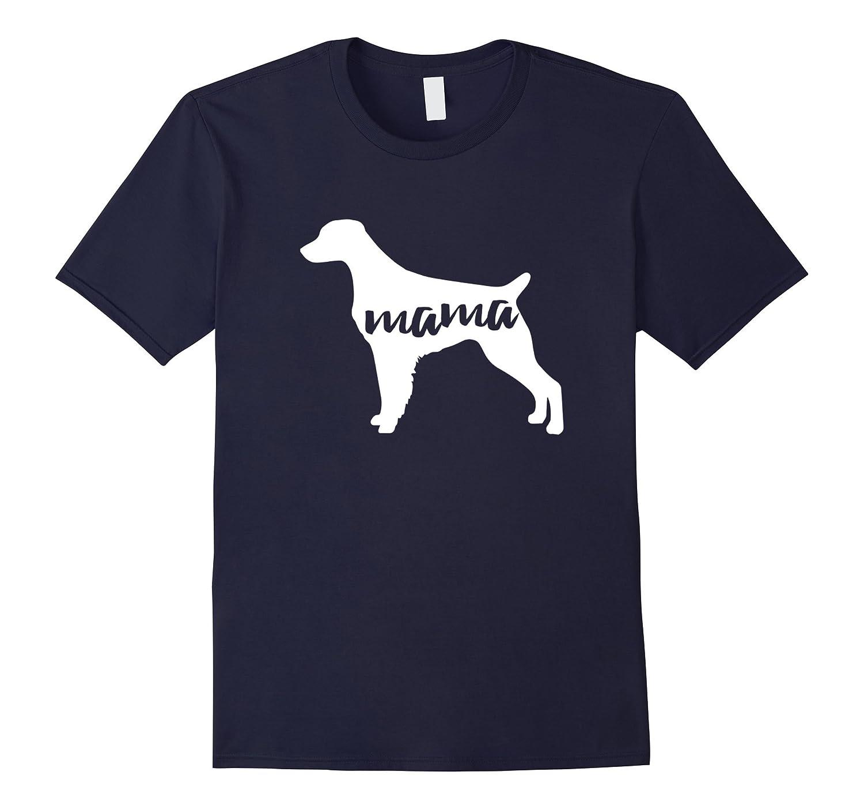 Brittanys Dog Mama T-Shirt-BN