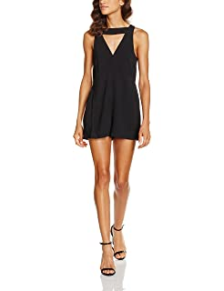 meo Collective Immerse Playsuit, Combishort Femme, ( 621), 38(Taille du Fabricant: Medium)